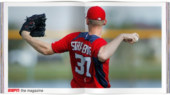 Stephen Strasburg, drafted No. 1 in 2009, has yet to pitch a full season. Some biomechanics experts see his strained motion and worry he never will.